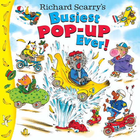 Richard Scarry's Busiest Pop-Up Ever! by