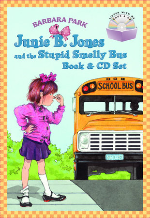 Junie B. Jones and the Stupid Smelly Bus Book & CD Set by