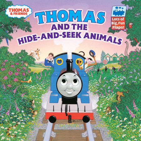 Thomas and the Hide and Seek Animals (Thomas & Friends) by