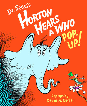 Horton Hears a Who Pop-up! by