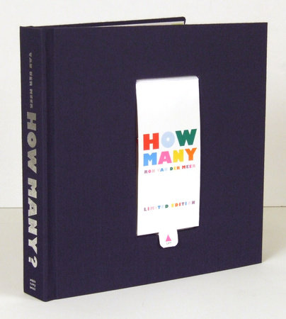 How Many? (Limited Edition) by Ron Van Der Meer