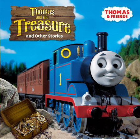 Thomas and the Treasure (Thomas & Friends) by