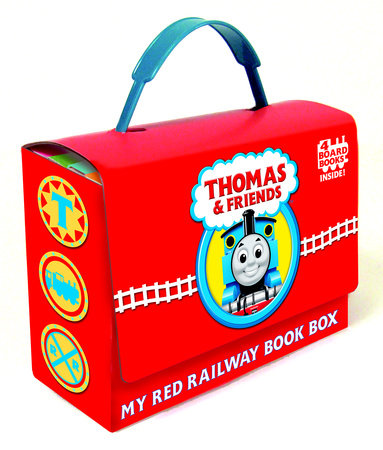 Thomas and Friends: My Red Railway Book Box (Thomas & Friends) by Rev. W. Awdry