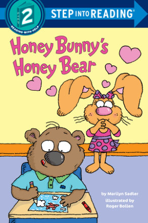 Honey Bunny's Honey Bear