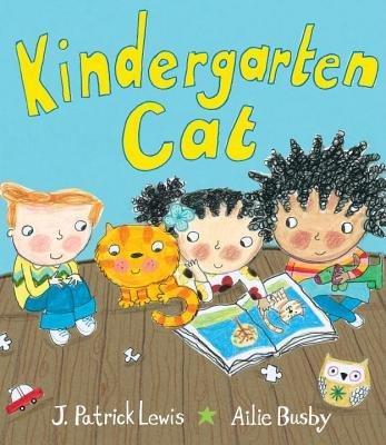 Kindergarten Cat by