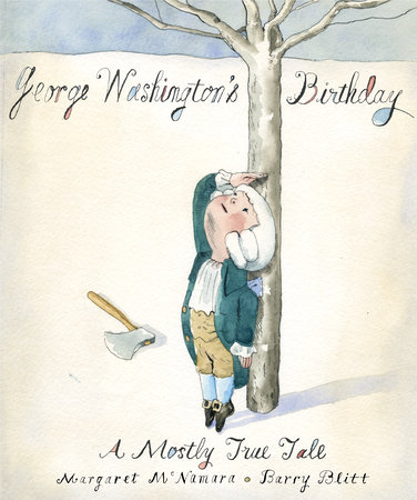 George Washington's Birthday by Margaret McNamara