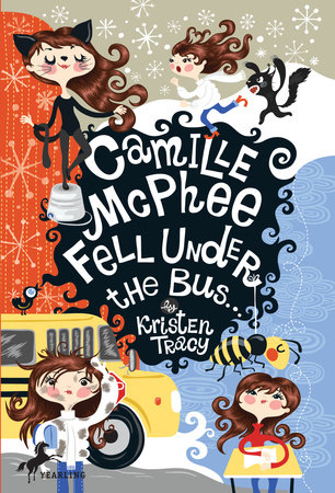 Camille McPhee Fell Under the Bus ... by