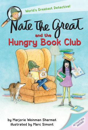 Nate the Great and the Hungry Book Club by