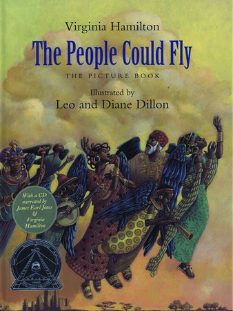The People Could Fly Picture Book and CD by Virginia Hamilton