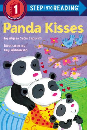 Panda Kisses by