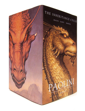 Inheritance 3-Book Boxed Set by Christopher Paolini