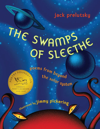 The Swamps of Sleethe by Jack Prelutsky