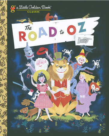 THE ROAD TO OZ by L Frank Baum