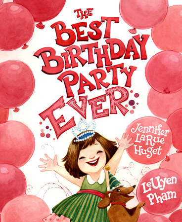 The Best Birthday Party Ever by