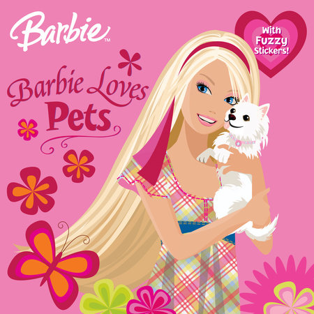 Barbie Loves Pets (Barbie) by Rebecca Frazer