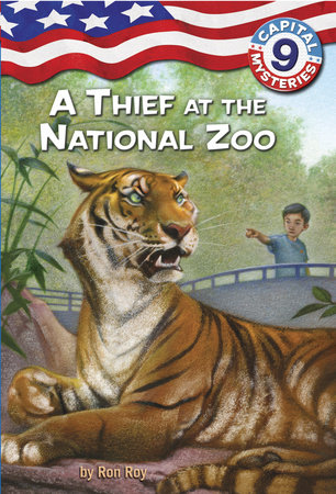 Capital Mysteries #9: A Thief at the National Zoo by