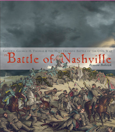 The Battle of Nashville by