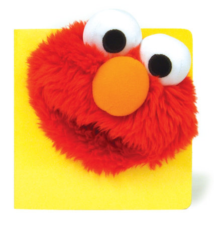 Furry Faces: Elmo! (Sesame Street) by Constance Allen