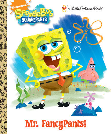 Mr. FancyPants! (SpongeBob SquarePants) by Geof Smith