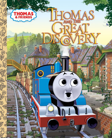 Thomas and the Great Discovery (Thomas & Friends) by