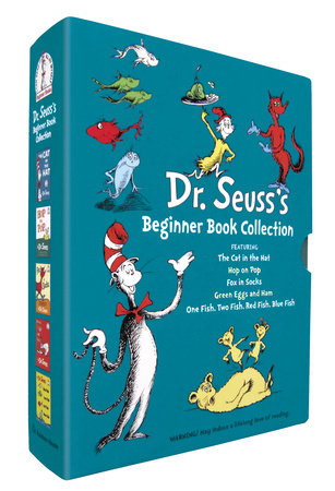 Dr. Seuss's  Beginner Book Collection by