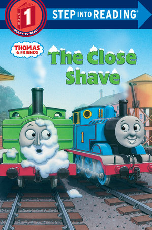 step into reading thomas and friends the close shave thomas