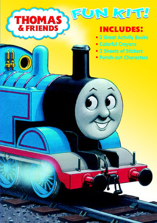 Thomas and Friends Fun Kit (Thomas & Friends) by Golden Books