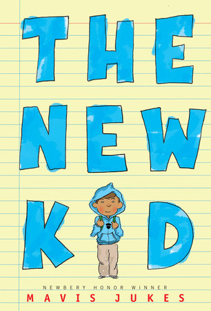 The New Kid by Mavis Jukes