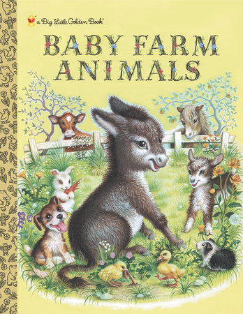 Baby Farm Animals by