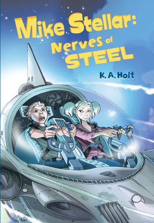 Mike Stellar: Nerves of Steel by