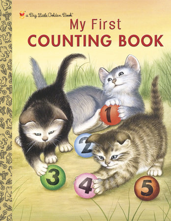 My First Counting Book (Personalized Book) by