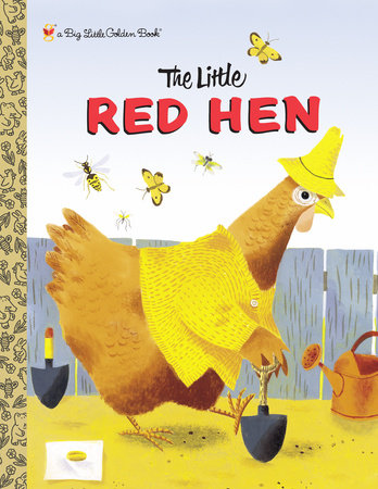 The Little Red Hen (Personalized Book) by