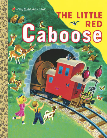 The Little Red Caboose by
