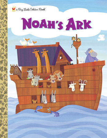 Noah's Ark by Barbara Shook Hazen
