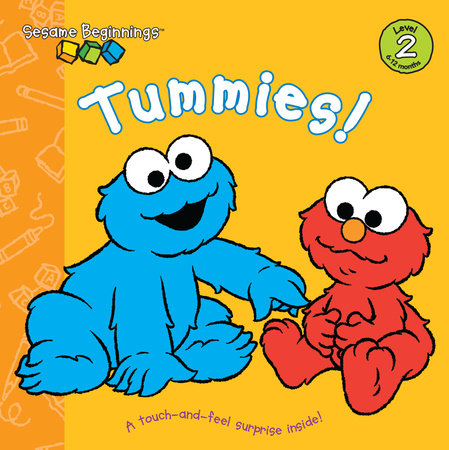 Sesame Beginnings: Tummies! (Sesame Street) by Sarah Albee