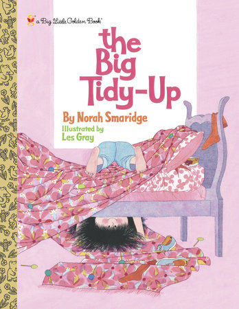 The Big Tidy-Up (Personalized Book) by