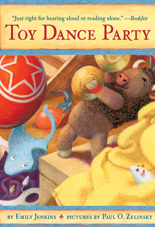 Toy Dance Party by