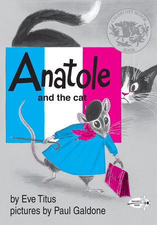 Anatole and the Cat by