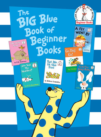 The Big Blue Book of Beginner Books by