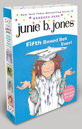 Junie B. Jones's Fifth Boxed Set Ever! by
