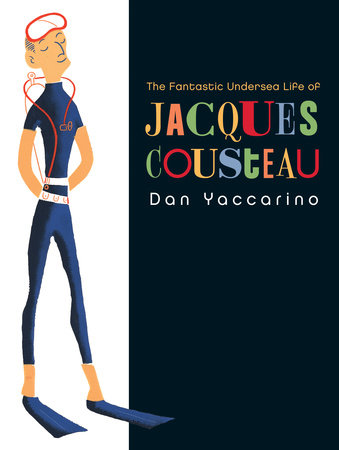The Fantastic Undersea Life of Jacques Cousteau by