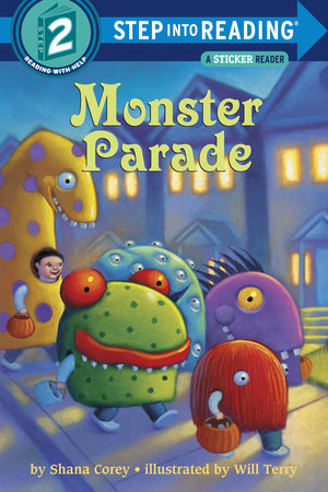 Monster Parade by Shana Corey