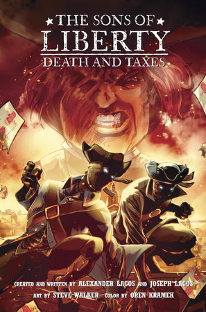 The Sons of Liberty #2: Death and Taxes by