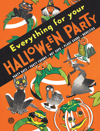 Everything For Your Halloween Party by