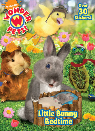 Little Bunny Bedtime (Wonder Pets!) by