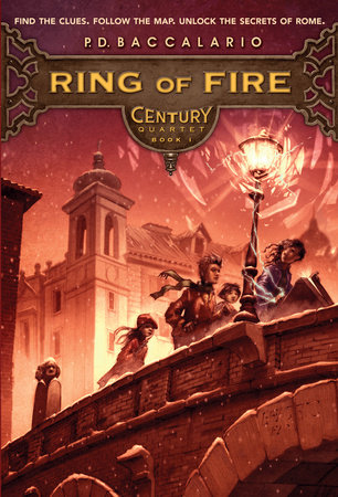 Century #1: Ring of Fire by Pierdomenico Baccalario