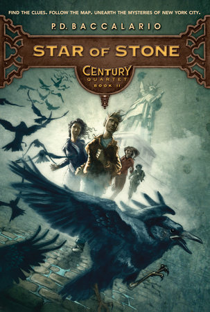 Century #2: Star of Stone by Pierdomenico Baccalario