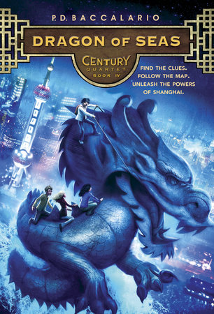 Century #4: Dragon of Seas by