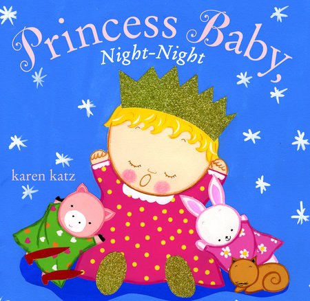 Princess Baby, Night-Night by