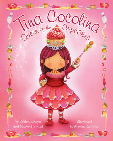Tina Cocolina by Pablo Cartaya and Martin Howard